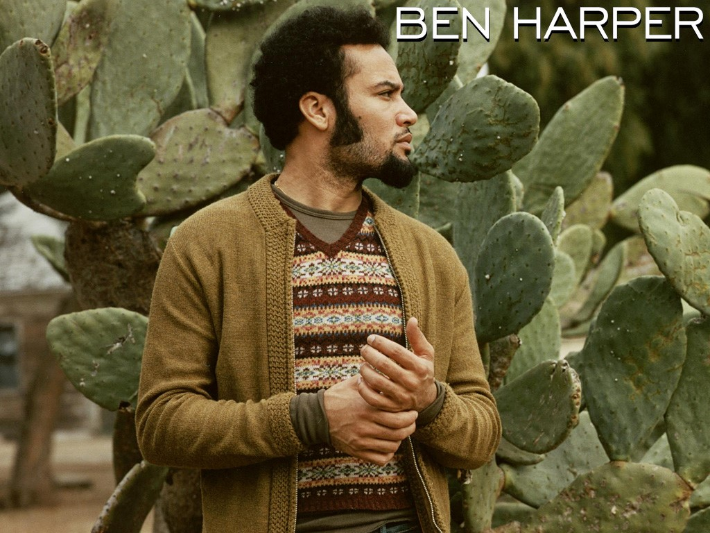 Music Wallpaper: Ben Harper