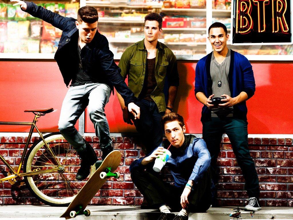 Music Wallpaper: Big Time Rush - 24/Seven