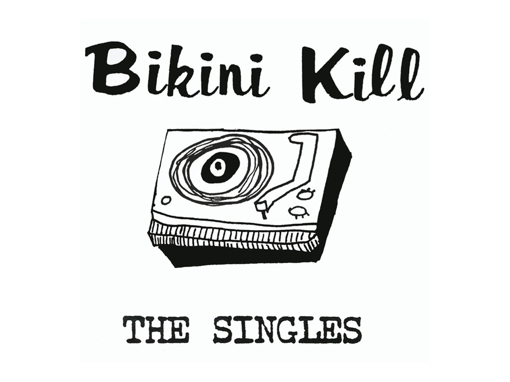 Music Wallpaper: Bikini Kill