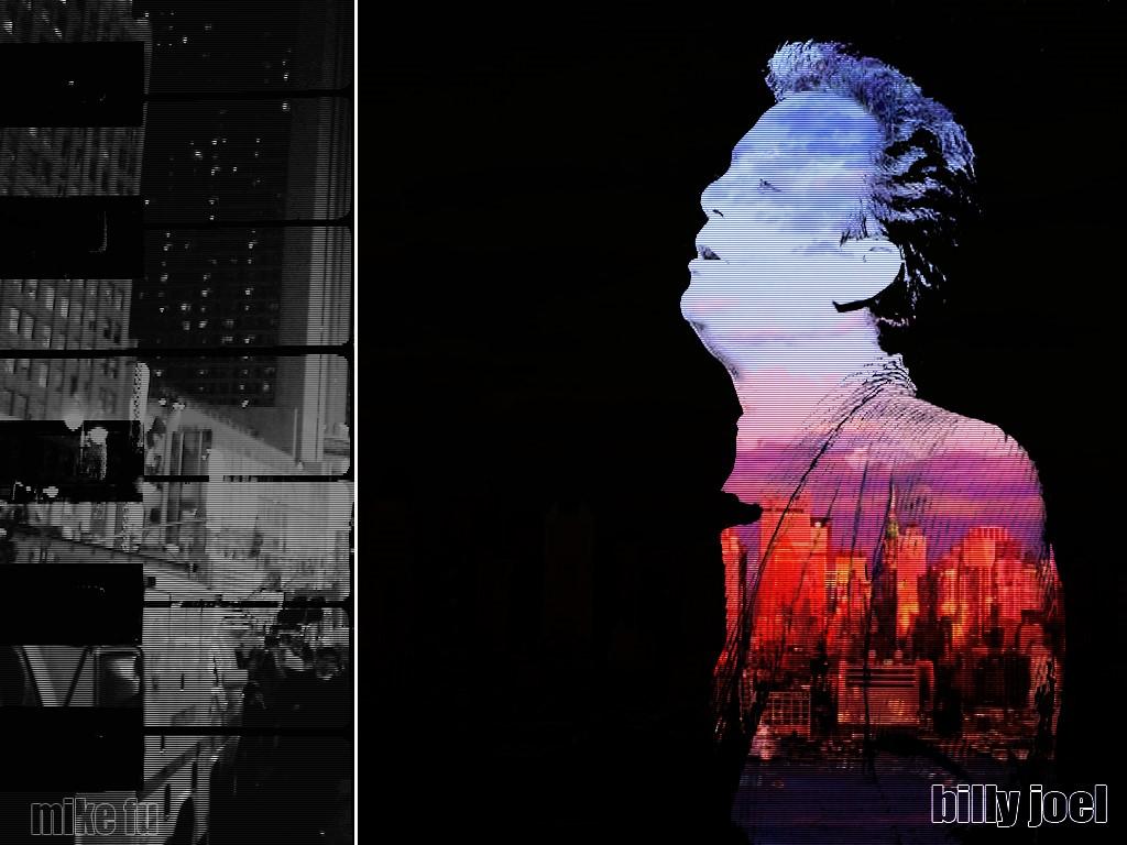 Music Wallpaper: Billy Joel