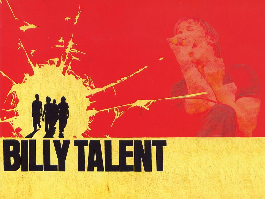 Music Wallpaper: Billy Talent