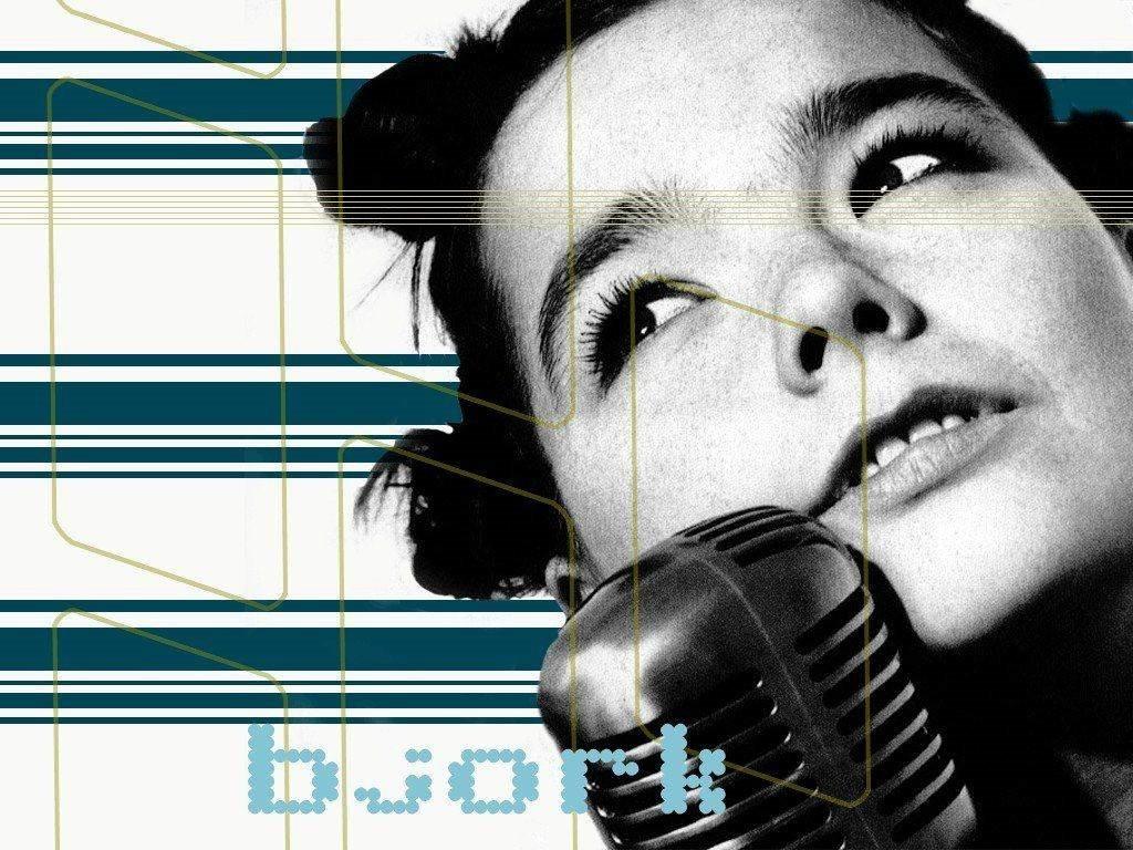 Music Wallpaper: Bjork