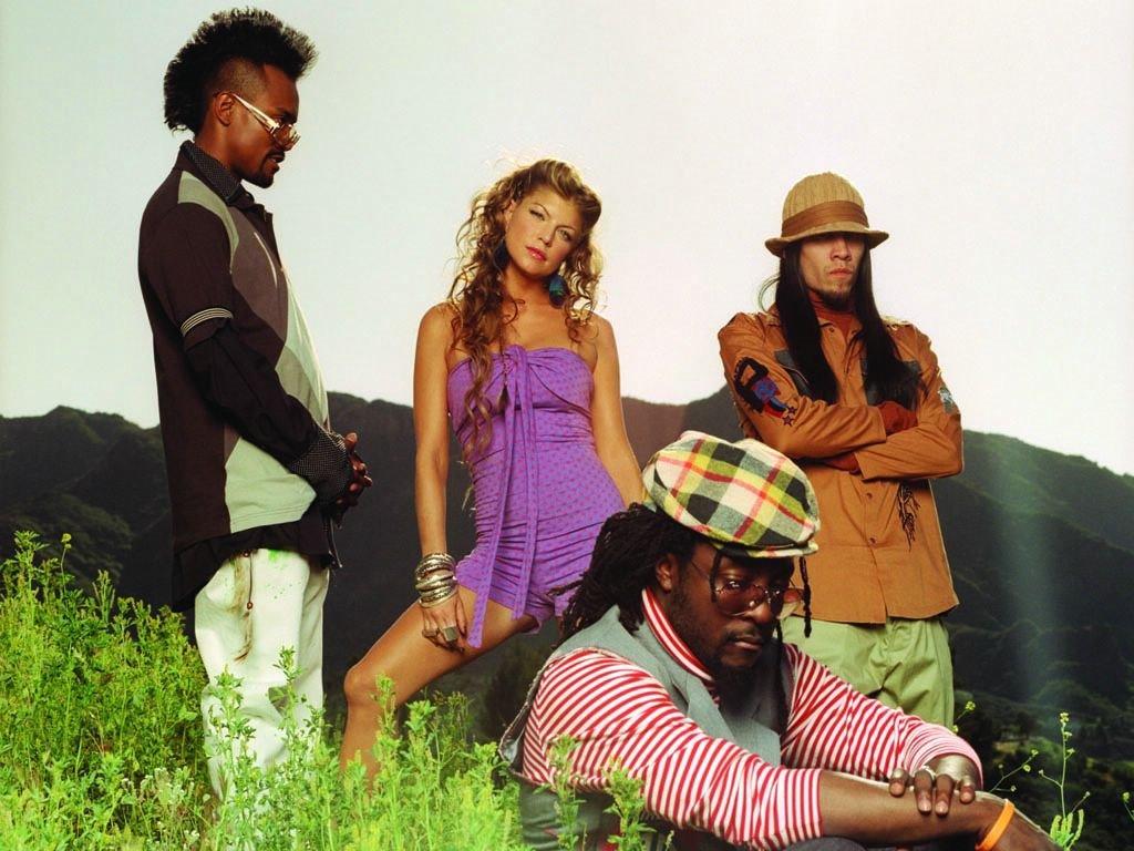 Music Wallpaper: Black Eyed Peas