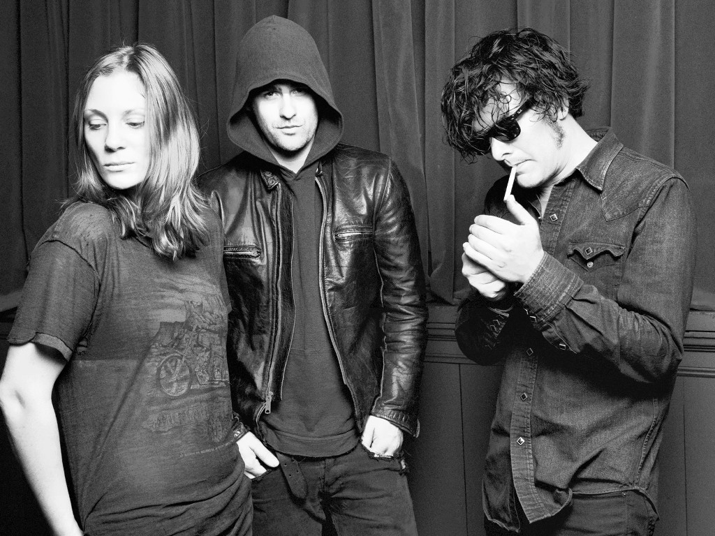 Music Wallpaper: Black Rebel Motorcycle Club