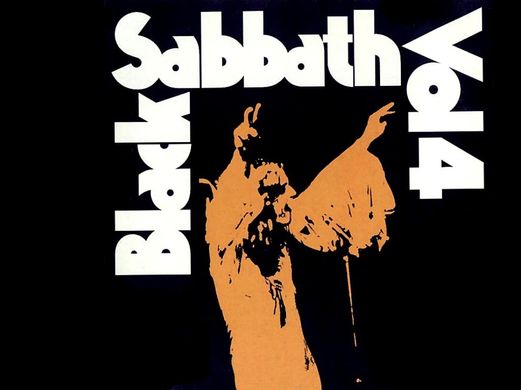 Music Wallpaper: Black Sabbath - Vol.4
