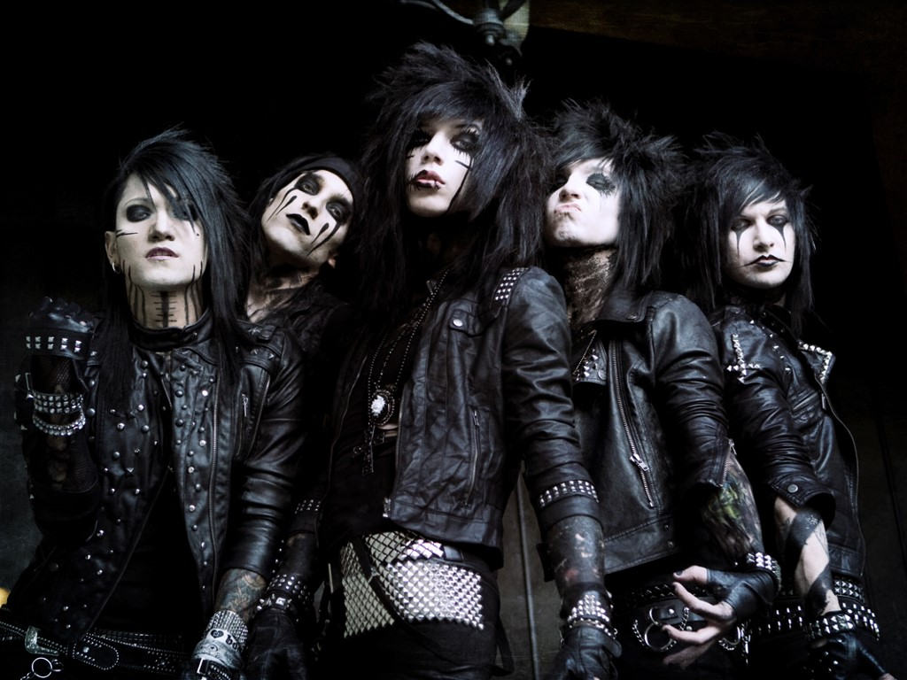 Music Wallpaper: Black Veil Brides