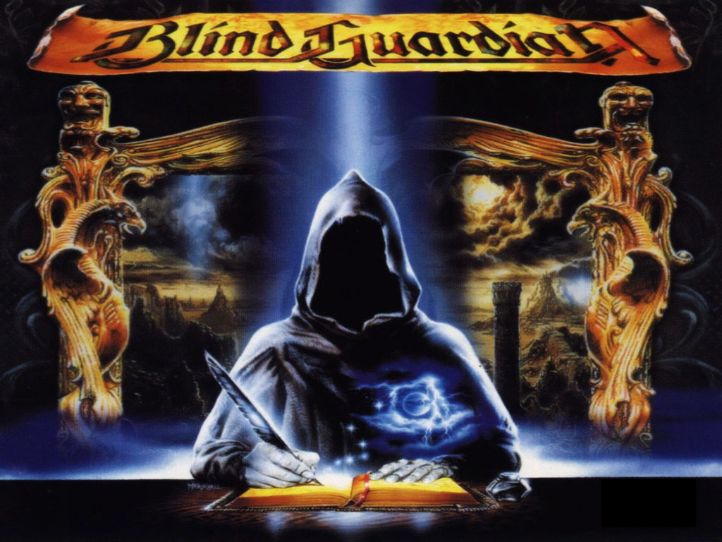 Music Wallpaper: Blind Guardian
