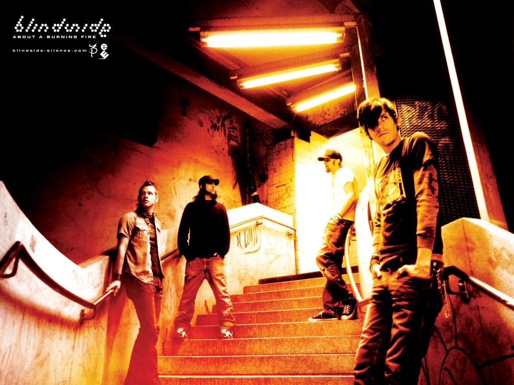 Music Wallpaper: Blindside
