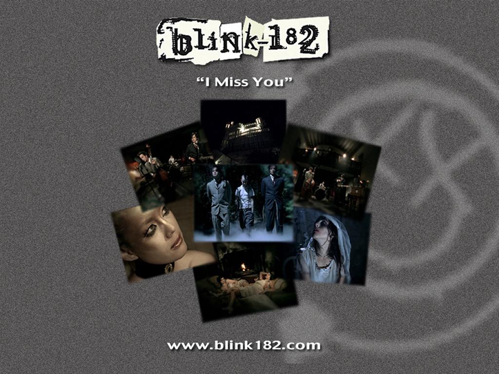 Music Wallpaper: Blink 182 - I Miss You