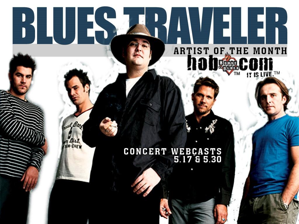 Music Wallpaper: Blues Traveler