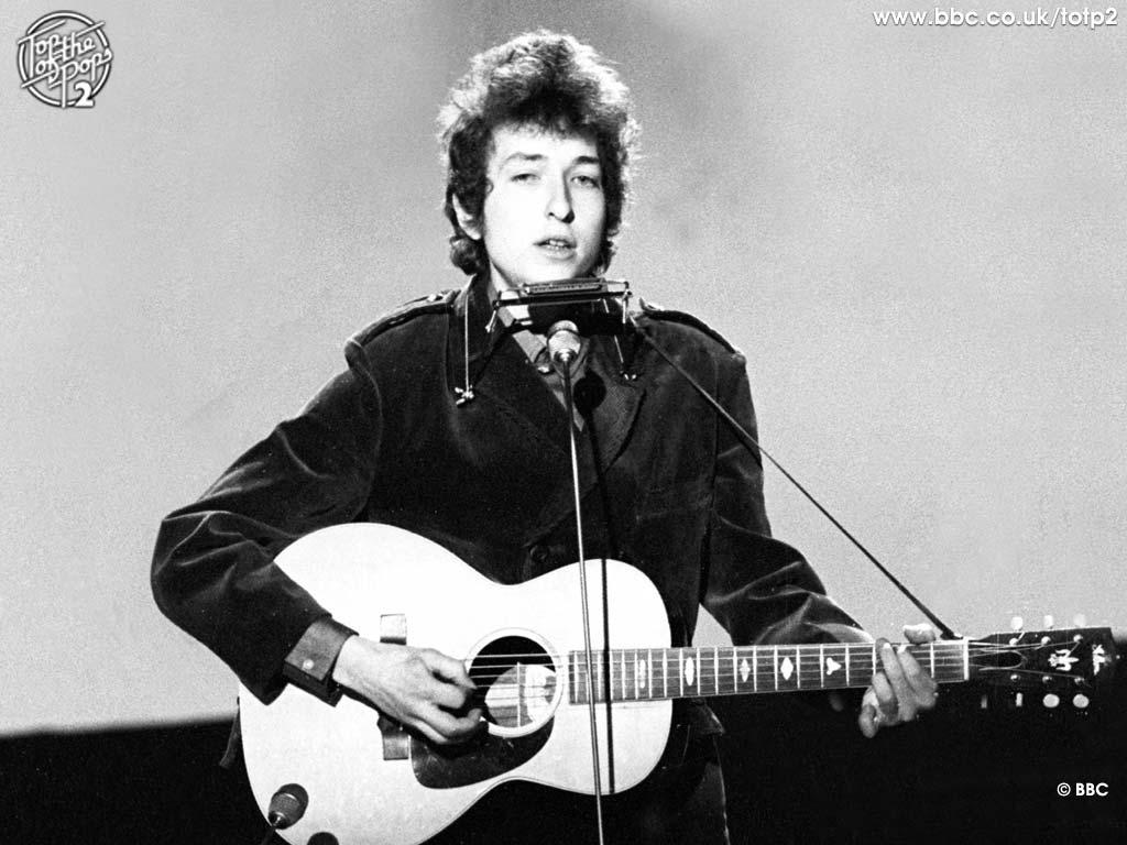 Music Wallpaper: Bob Dylan
