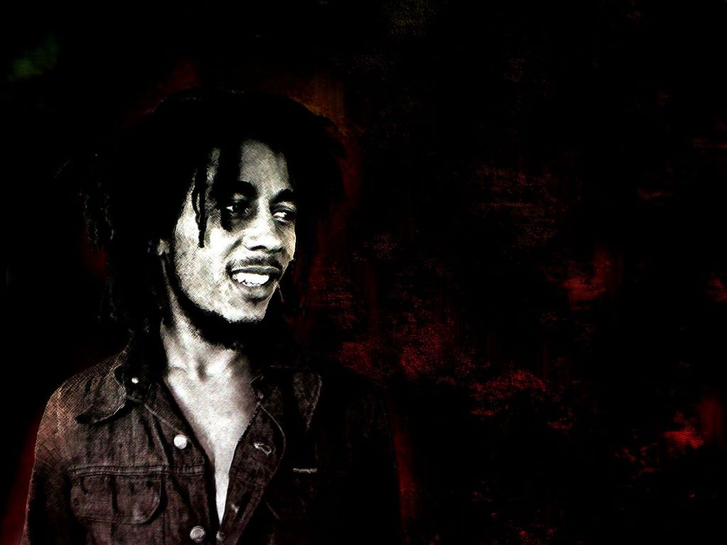 Music Wallpaper: Bob Marley