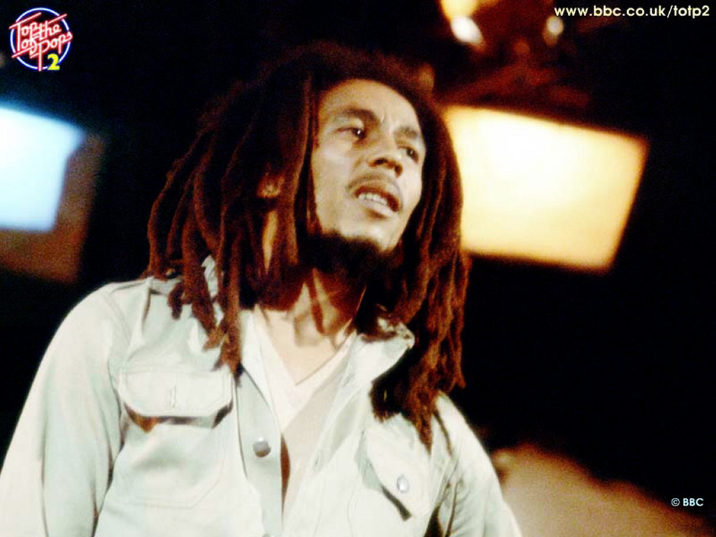 Music Wallpaper: Bob Marley