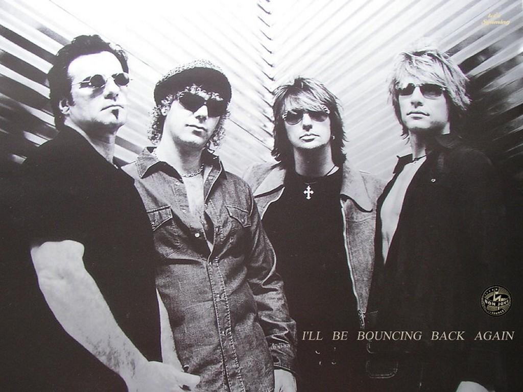 Music Wallpaper: Bon Jovi