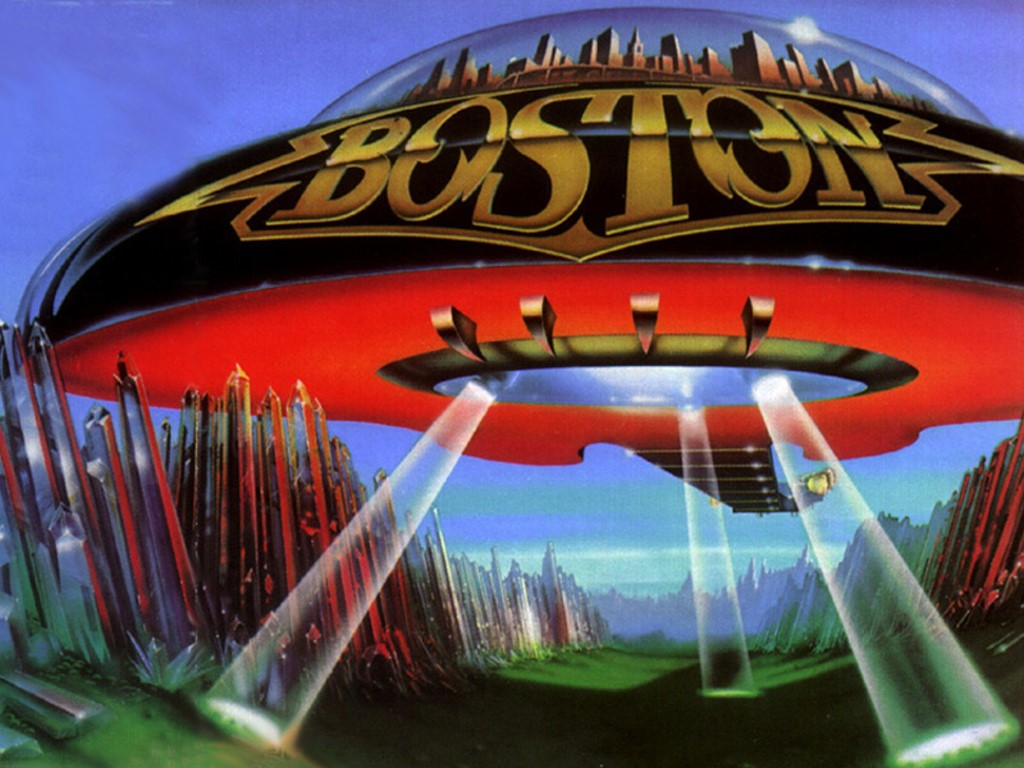 Music Wallpaper: Boston