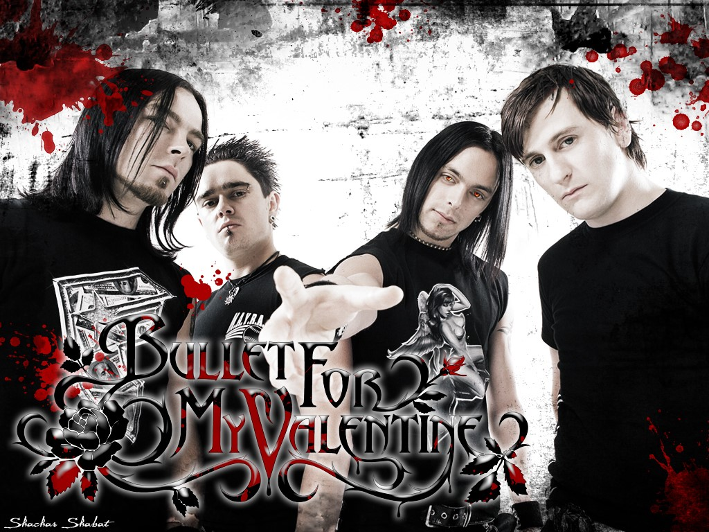 Papel de Parede Gratuito de Música : Bullet for My Valentine