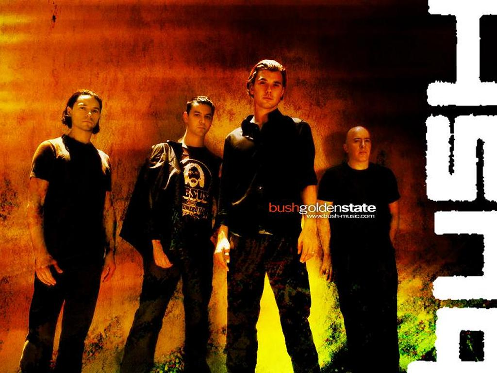 Papel de Parede Gratuito de Música : Bush - Golden State