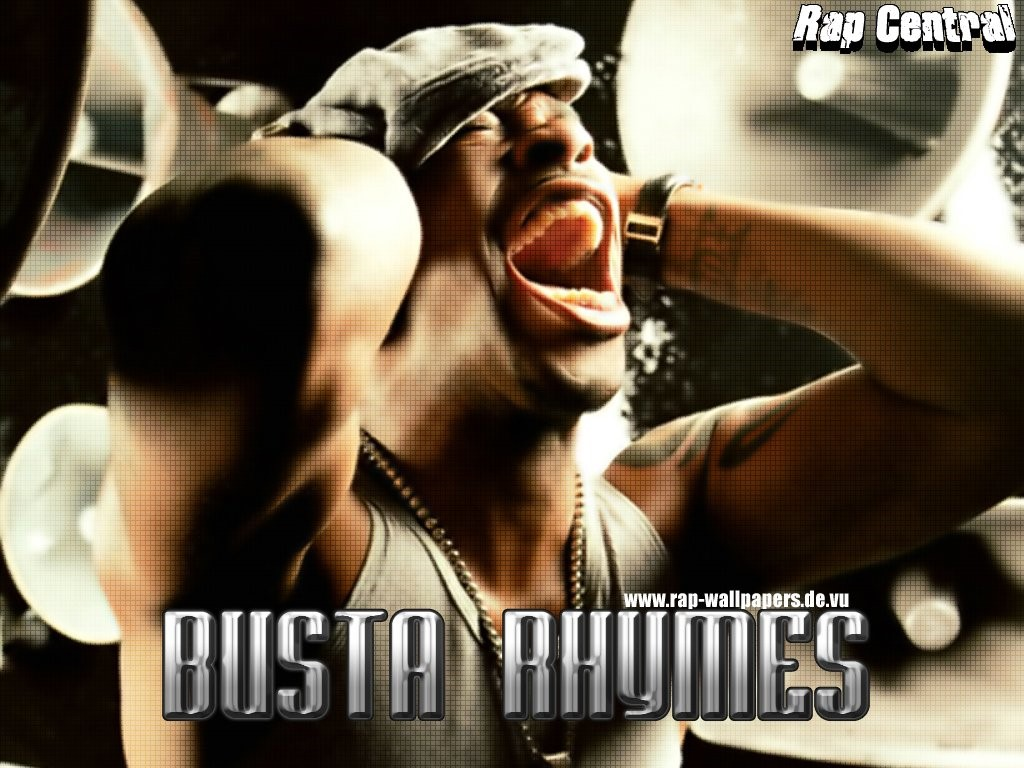 Music Wallpaper: Busta Rhymes