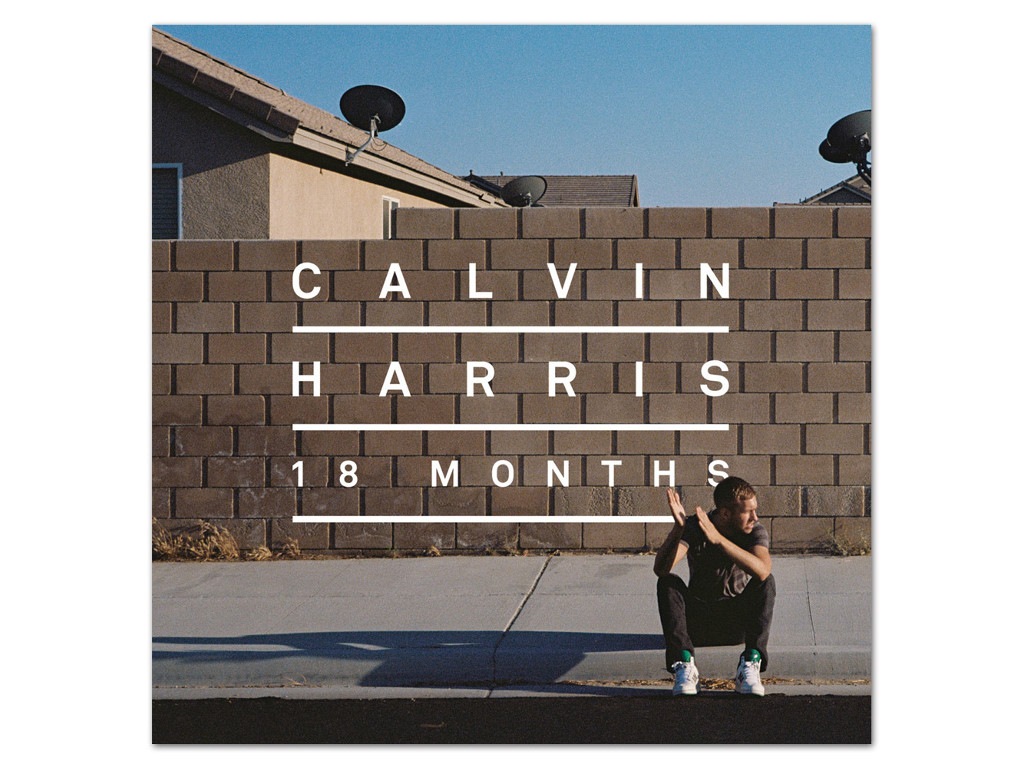 Music Wallpaper: Calvin Harris - 18 Months