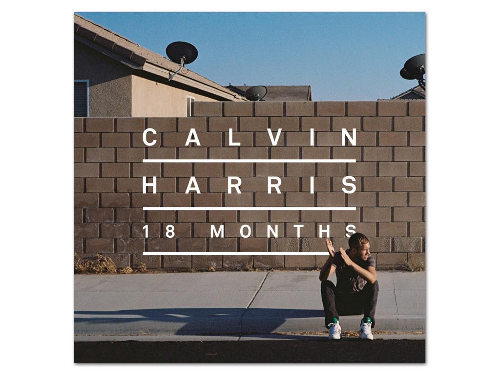 Papel de Parede Gratuito de Música : Calvin Harris - 18 Months