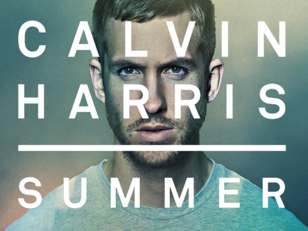 Music Wallpaper: Calvin Harris - Summer