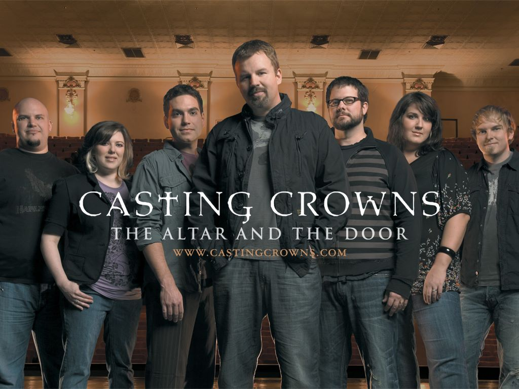 Music Wallpaper: Casting Crowns - Altar Door