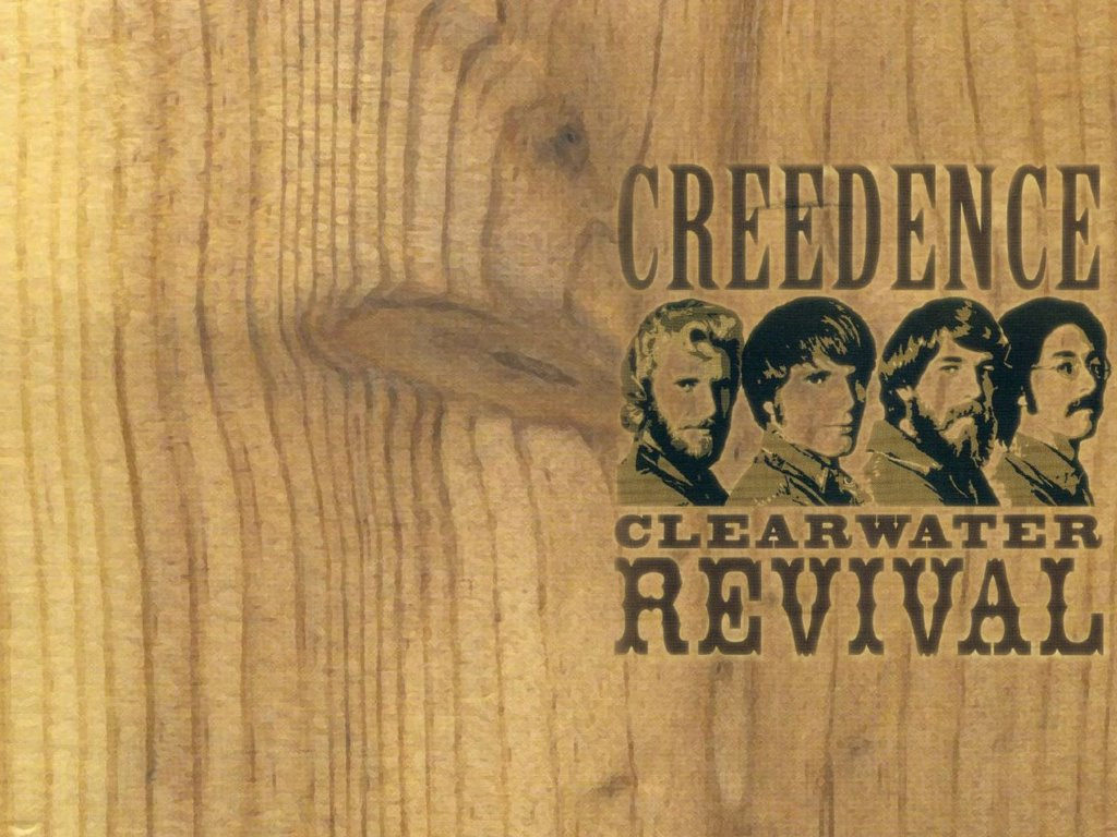 Music Wallpaper: Creedence Clearwater Revival