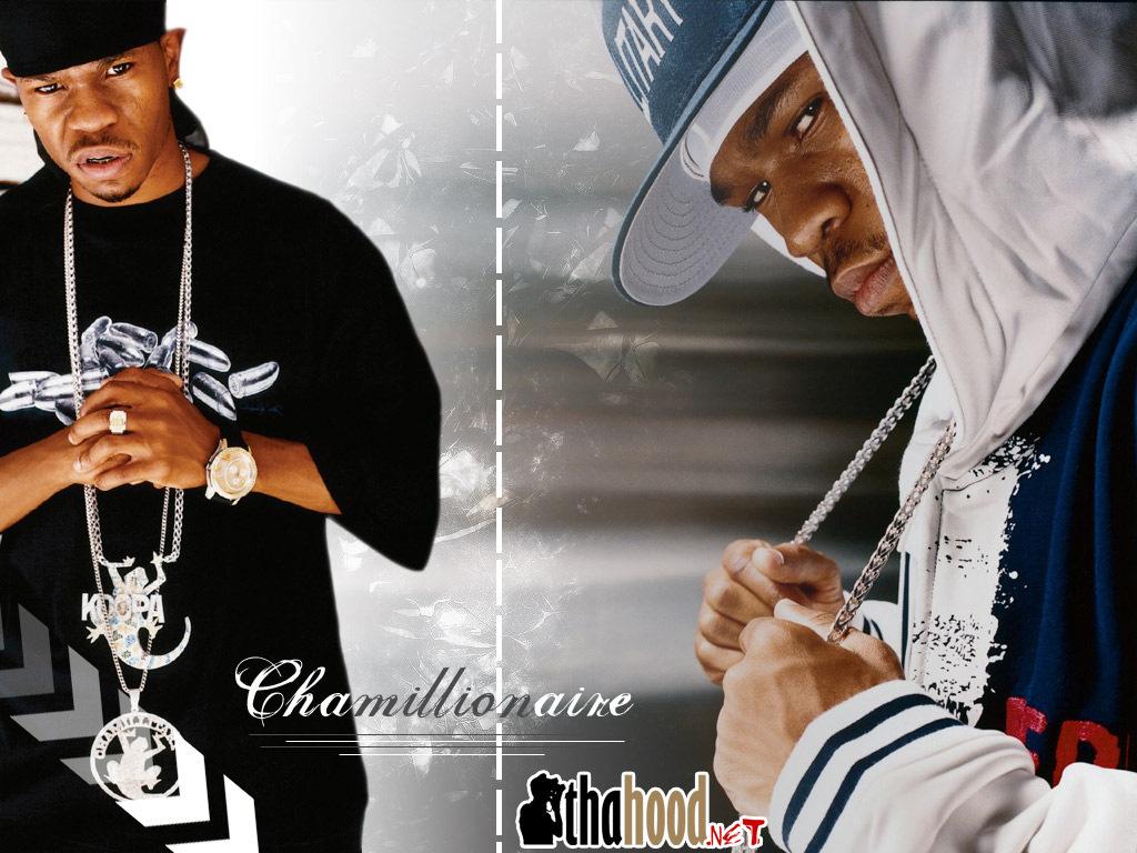 Music Wallpaper: Chamillionaire