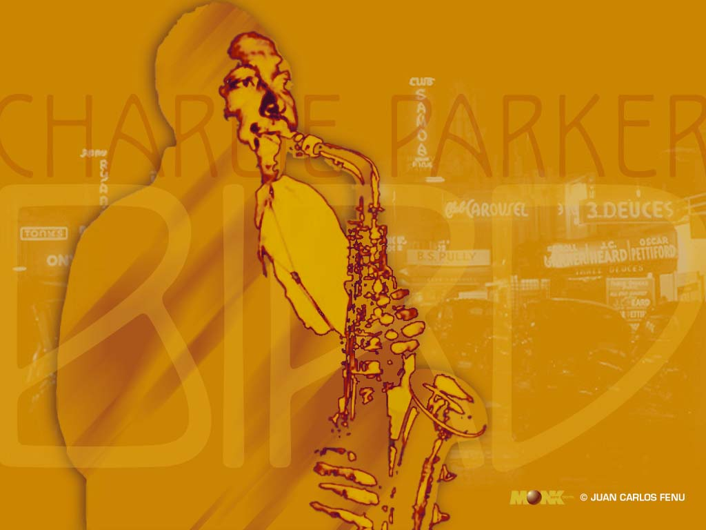 Music Wallpaper: Charlie Parker