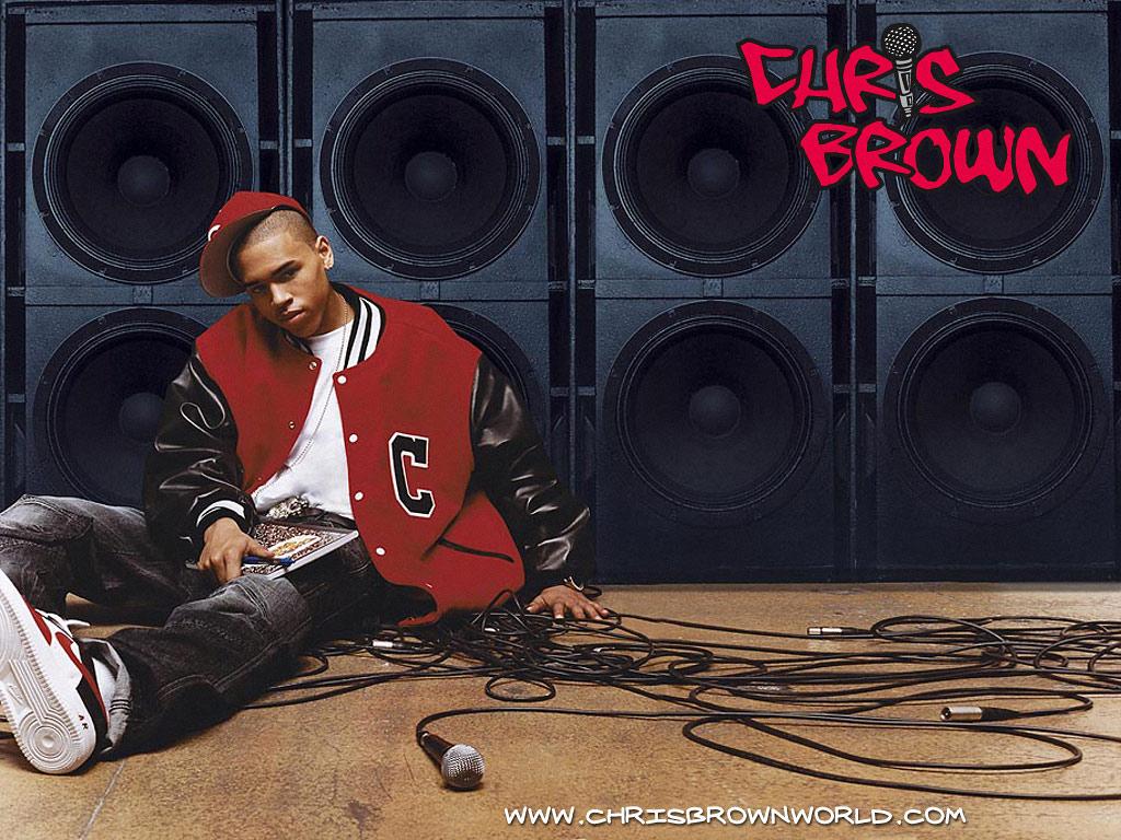 Music Wallpaper: Chris Brown