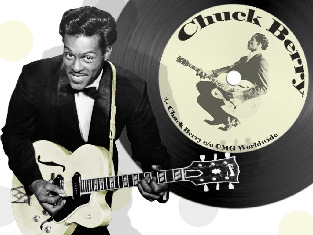 Music Wallpaper: Chuck Berry