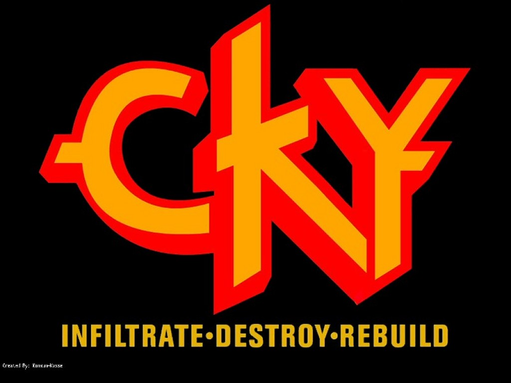 Music Wallpaper: CKY - Infiltrate Destroy Rebuild