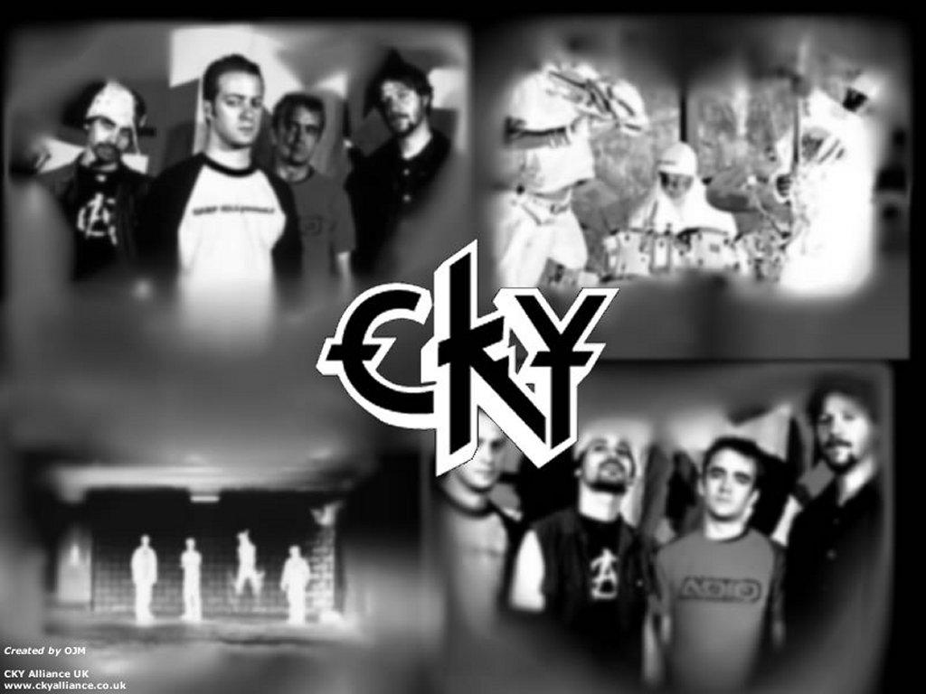 Music Wallpaper: CKY