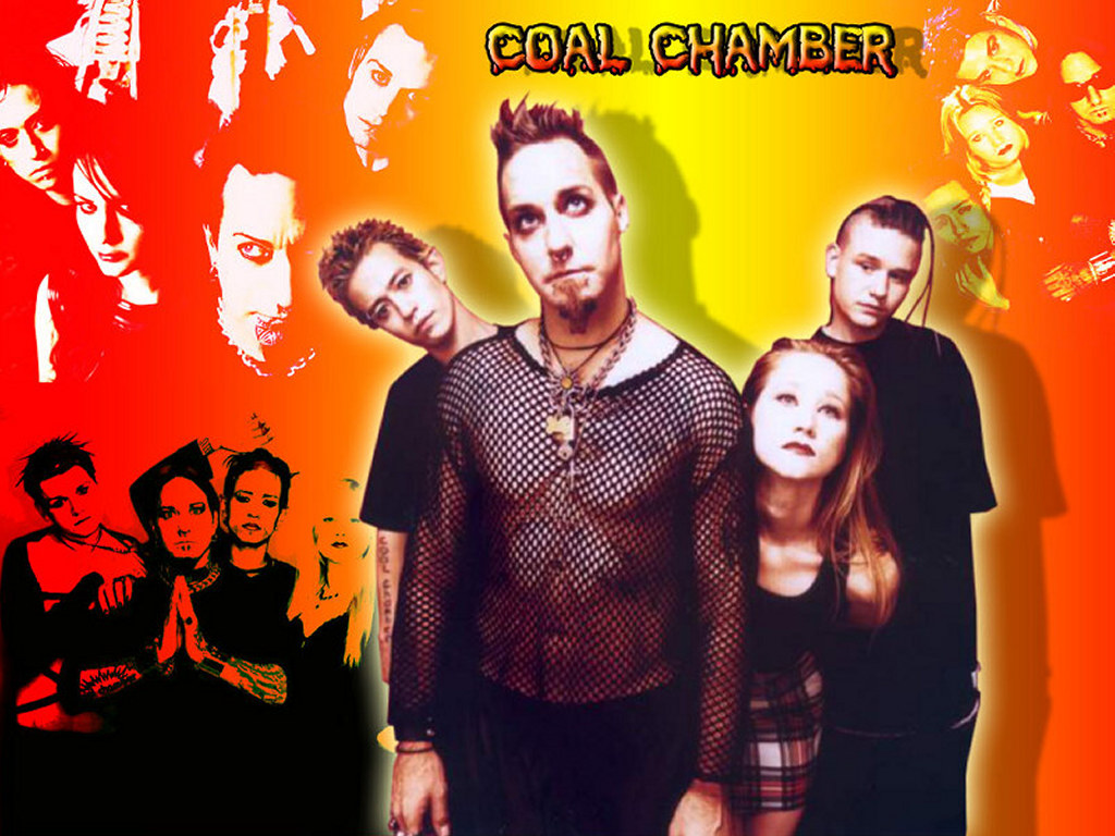 Music Wallpaper: Coal Chamber