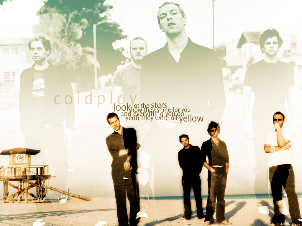 Music Wallpaper: Coldplay