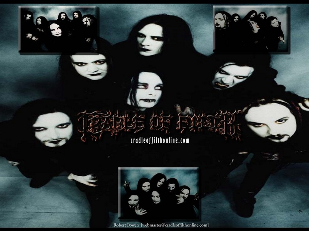 Music Wallpaper: Cradle of Filth
