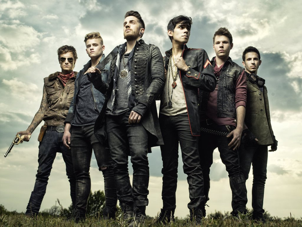 Music Wallpaper: Crown the Empire