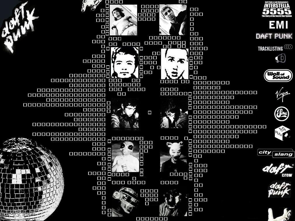 Music Wallpaper: Daft Punk