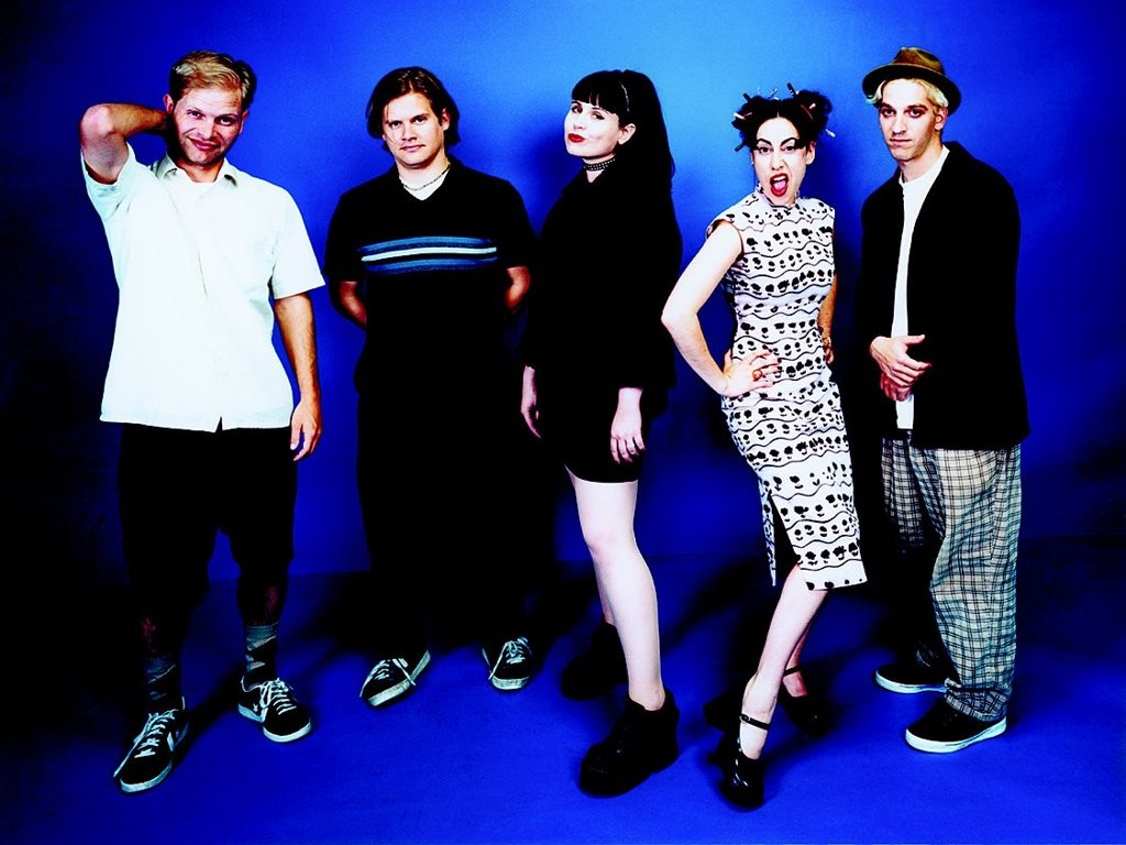 Music Wallpaper: Dance Hall Crashers