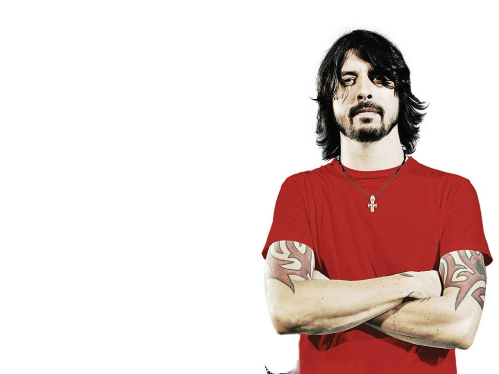 Music Wallpaper: Dave Grohl