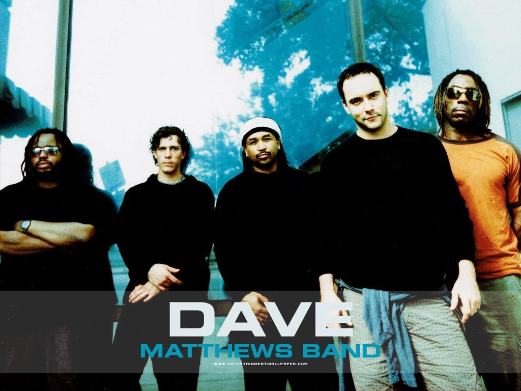 Music Wallpaper: Dave Matthews Band