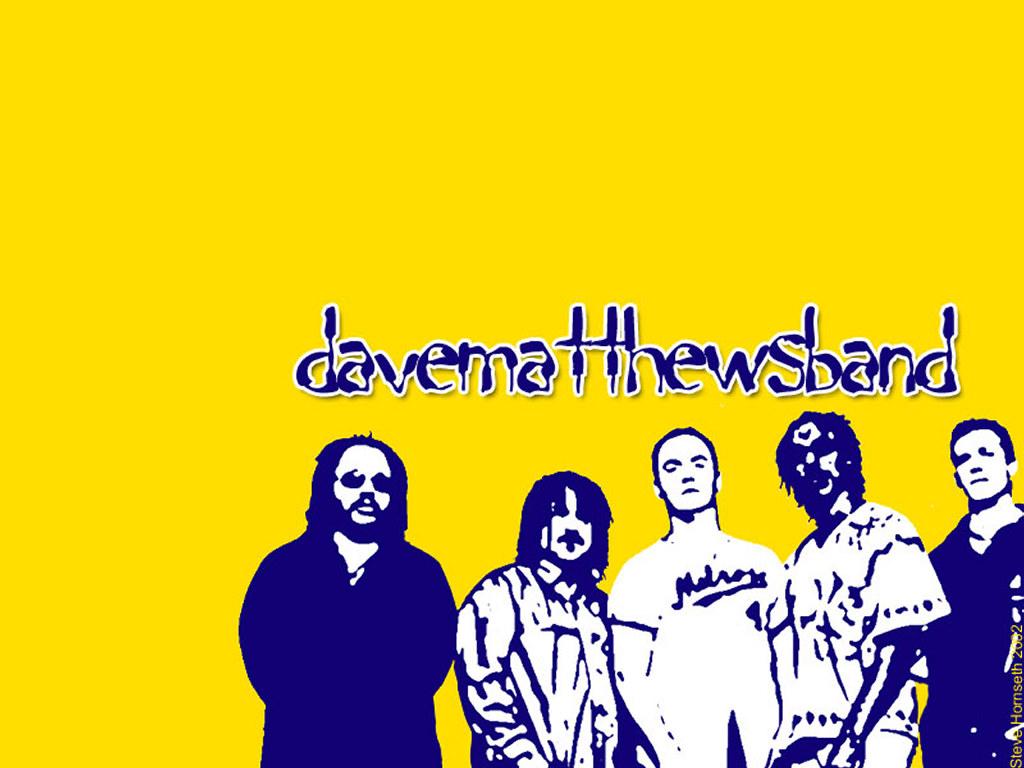Music Wallpaper: The Dave Matthews Band