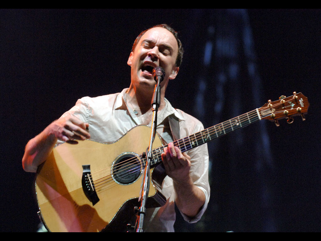 Music Wallpaper: Dave Matthews