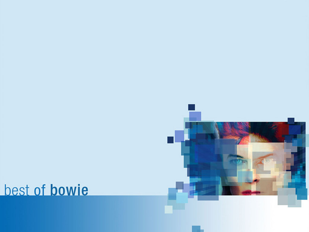 Music Wallpaper: David Bowie - the Best of