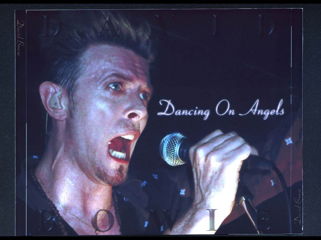 Music Wallpaper: David Bowie - Dancing on Angels