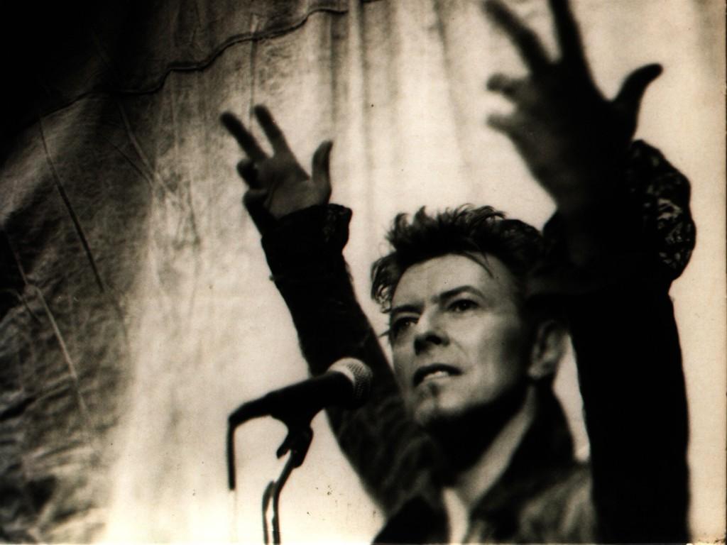 Music Wallpaper: David Bowie