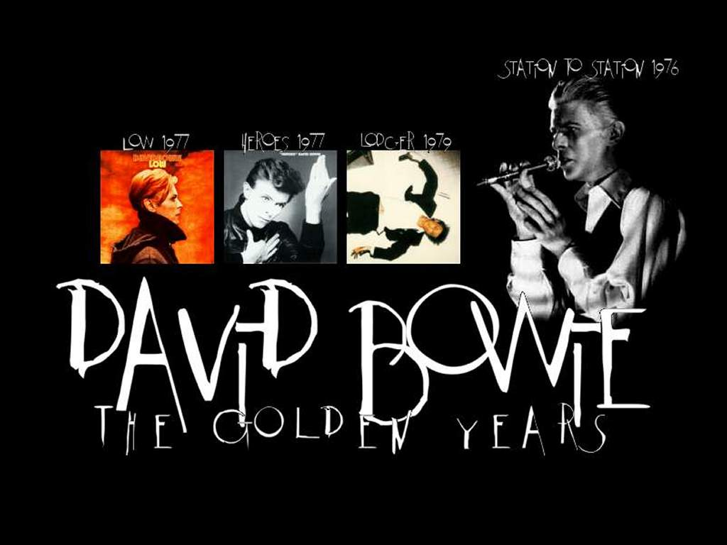 Music Wallpaper: David Bowie