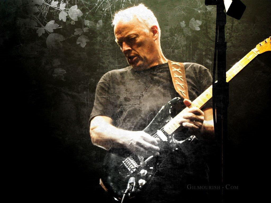 Music Wallpaper: David Gilmour