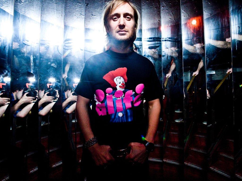 Music Wallpaper: David Guetta