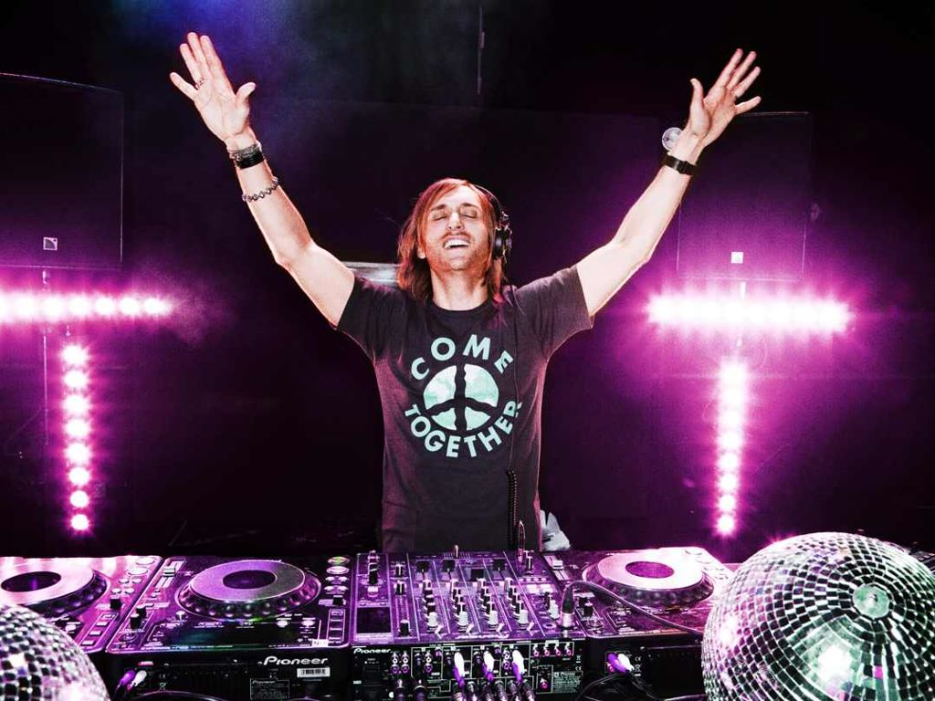 Music Wallpaper: David Guetta
